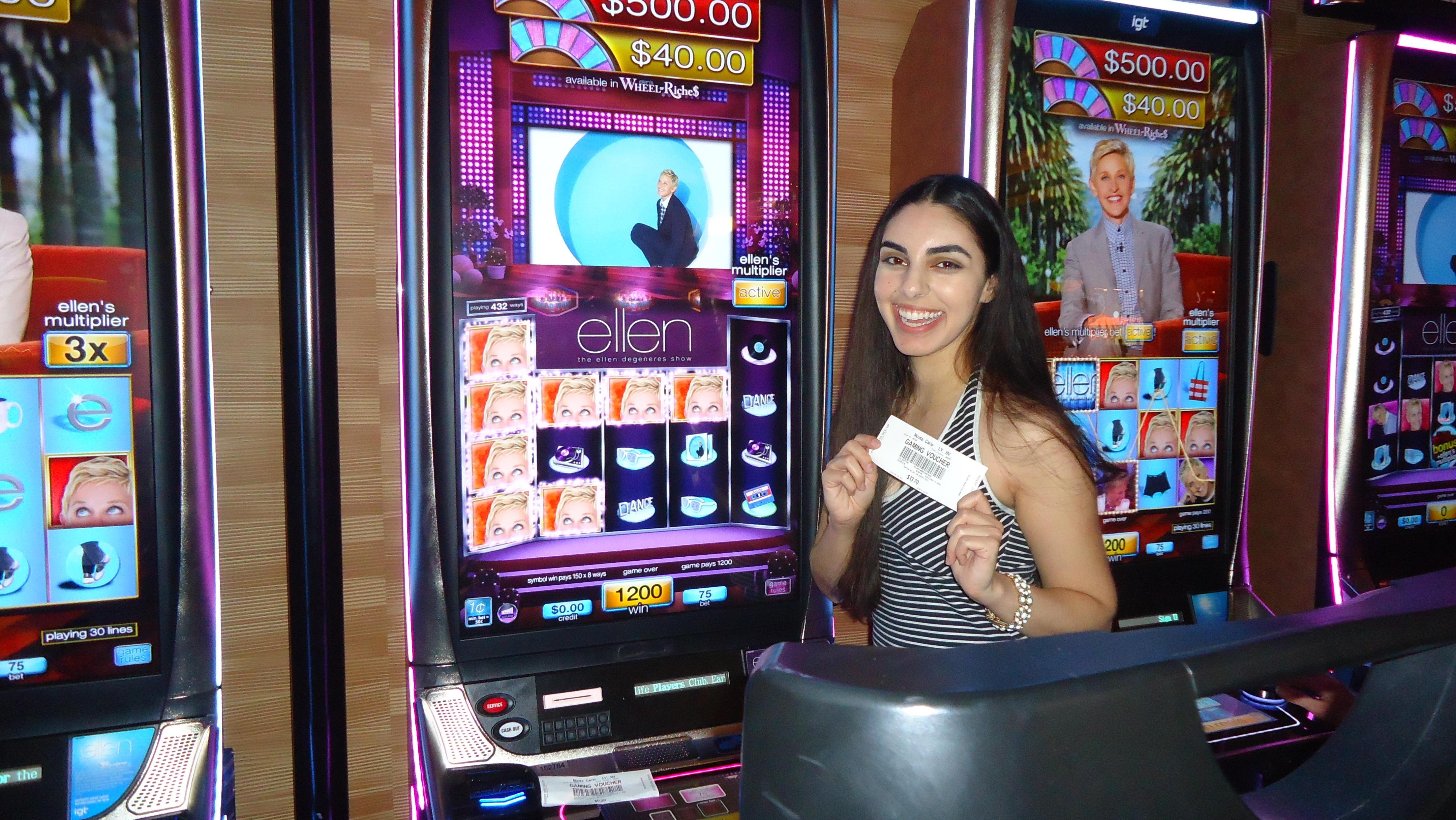 EUR 490 Casino Chip- ը Sloto'Cash- ում