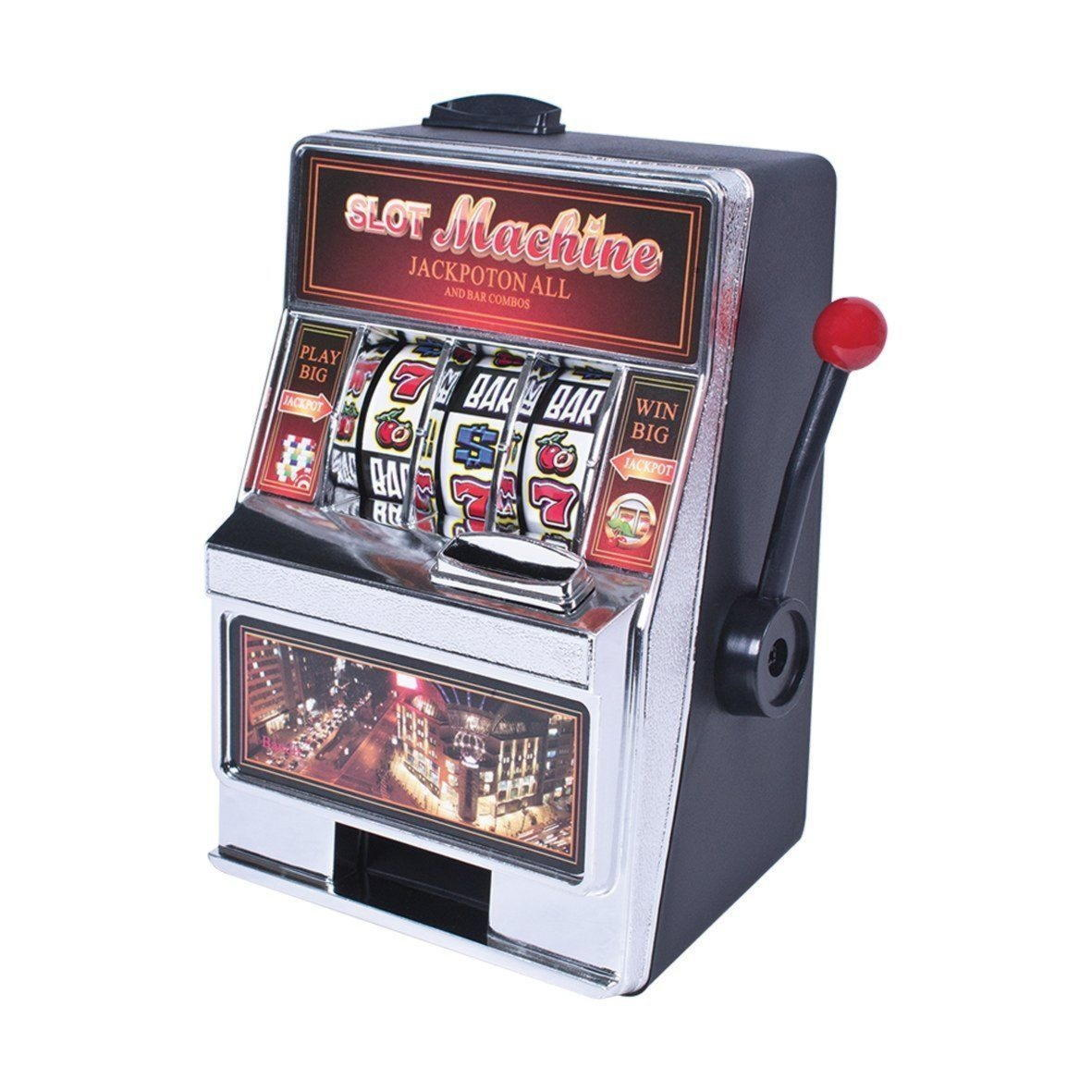 395٪ تطابق في كازينو في Casino.com