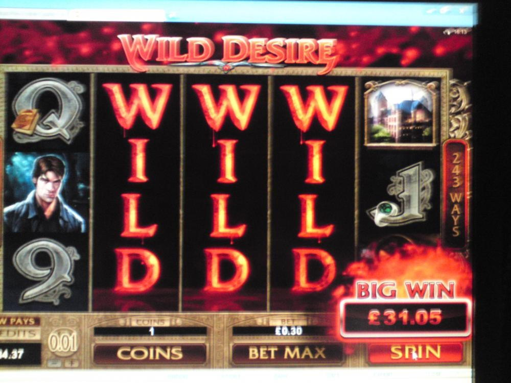 € 3845- ին `Video Slots- ում ավանդ չկա