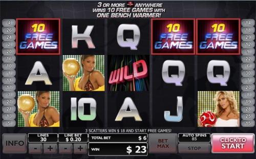 40 бесплатное вращение бездепозитного казино на Sloto'Cash