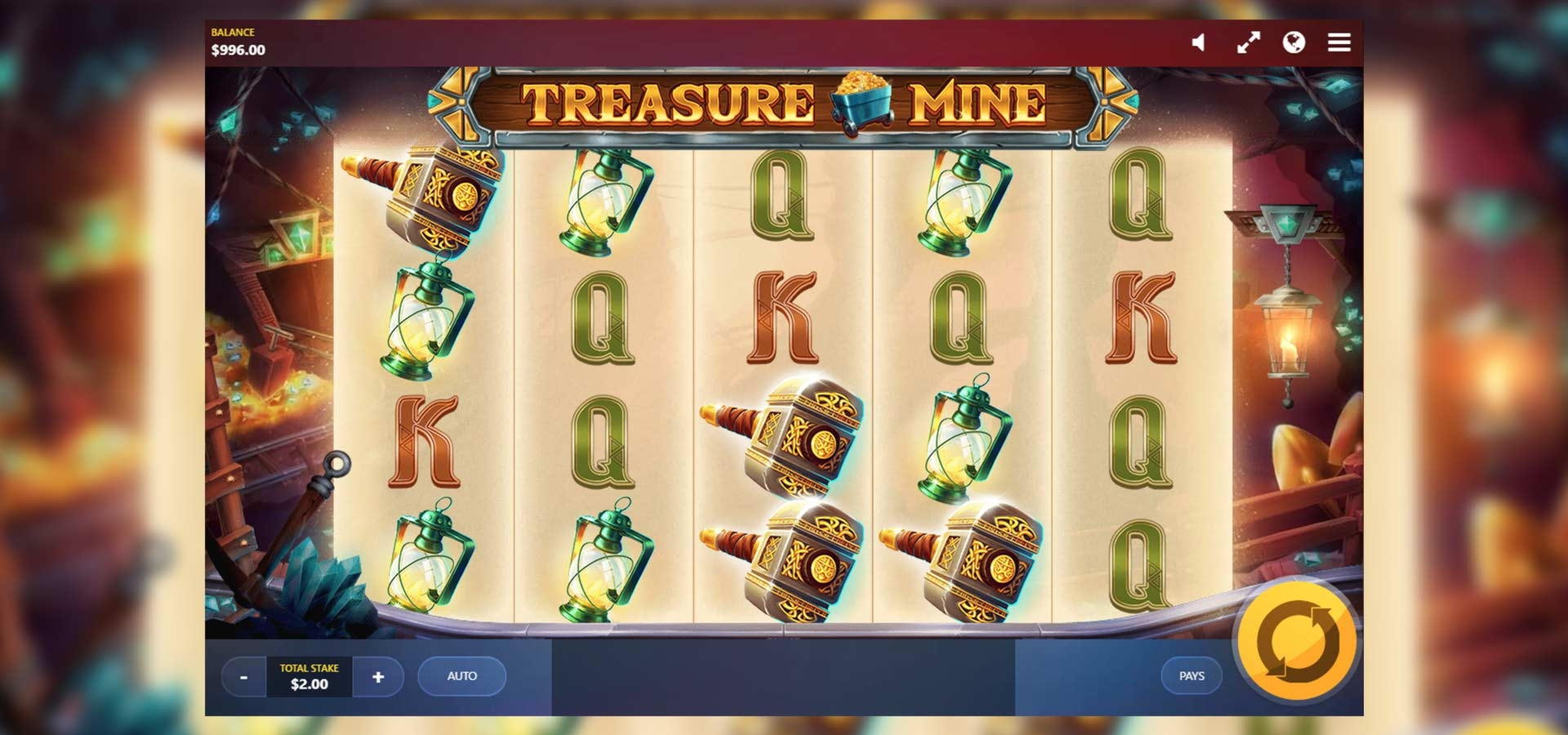 160 Trial Spins at Party Casino