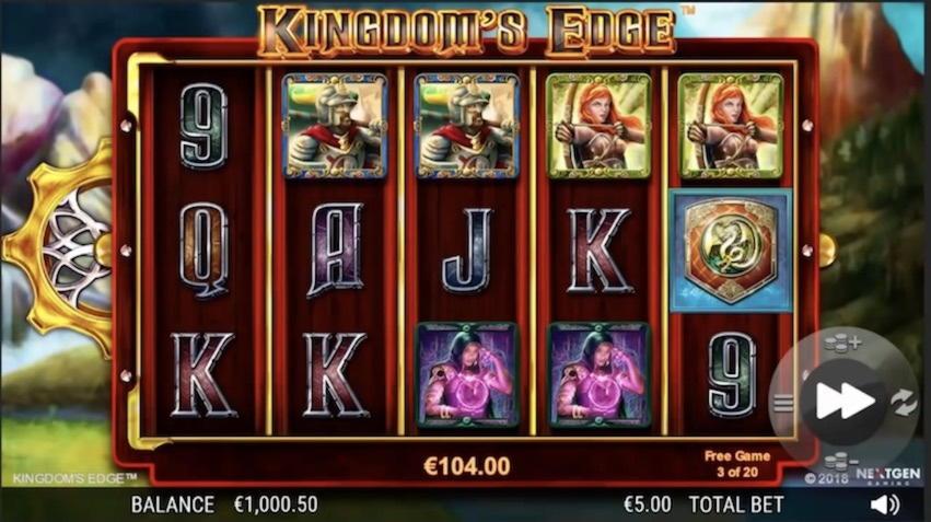 € 570 Free Casino- ի մրցաշարը Կուսակցության խաղատներում