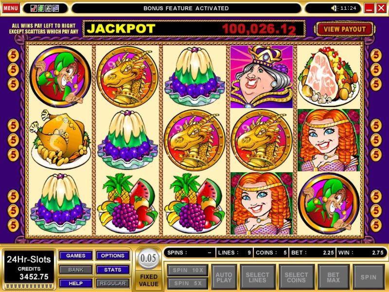 Bono 775% Match en Party Casino
