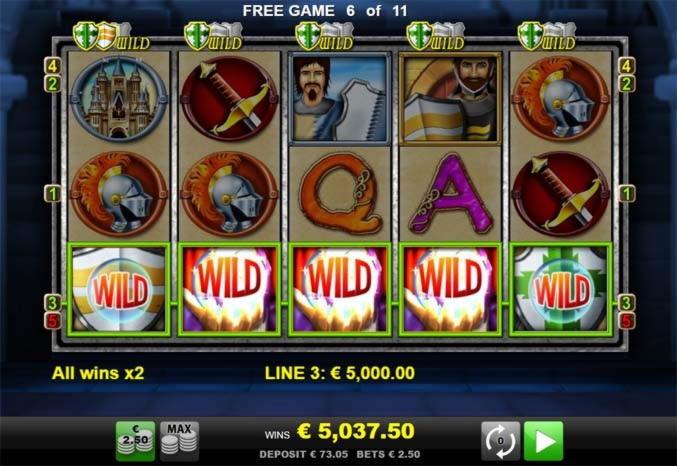 €1760在Party Casino没有存款奖金
