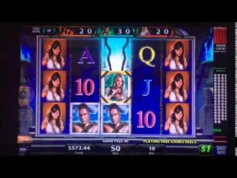 105免费旋转在Party Casino没有存款