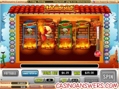£615赌场锦标赛在Party Casino举行免费比赛