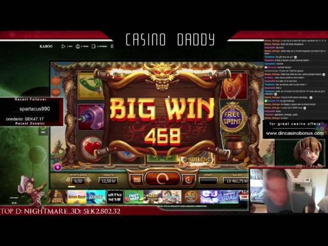 在Party赌场的Eur 800免费赌场锦标赛