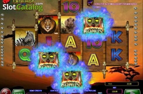 60免费赌场在Casino.com旋转