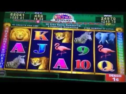 65 Free在Casino.com没有存款赌场