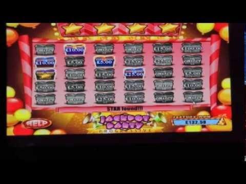 £1555在Party Casino没有存款奖金赌场
