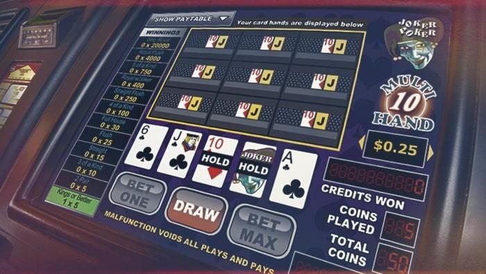 65% Match in einem Casino bei Gamebookers