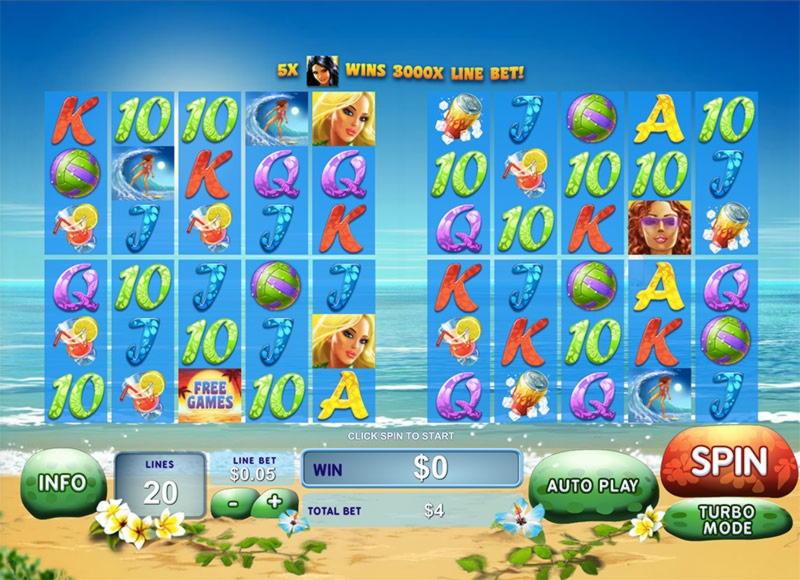 派对赌场的650%存款匹配奖金