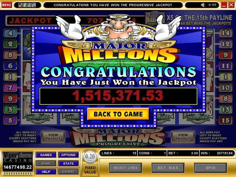 265免费赌场在Sloto'Cash旋转