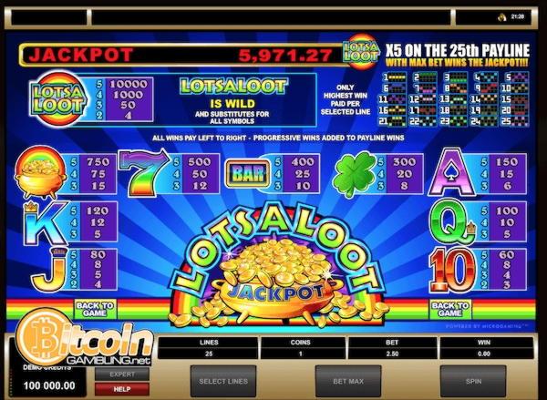 Sloto'Cash的222 Casino芯片