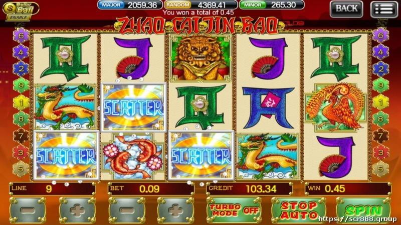 $ 520 խաղատան չիպը Sloto'Cash- ում
