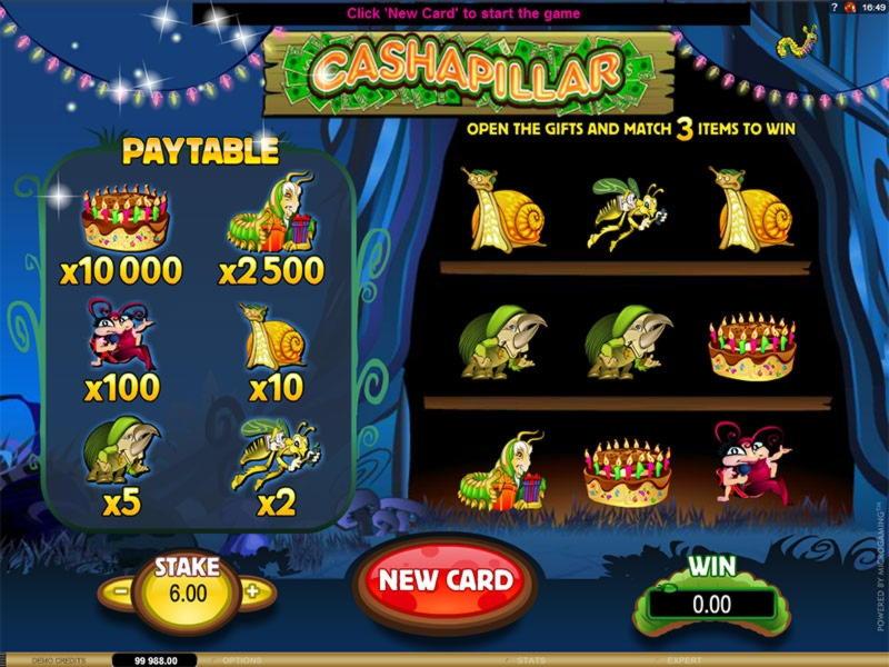 970%在Sloto'Cash的赌场比赛