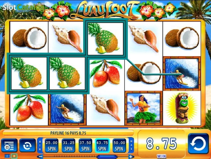 Party Casino的EURO 250每日免费比赛老虎机锦标赛