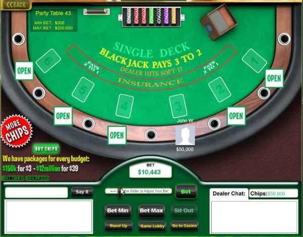 445%没有规则奖励! 在派对赌场