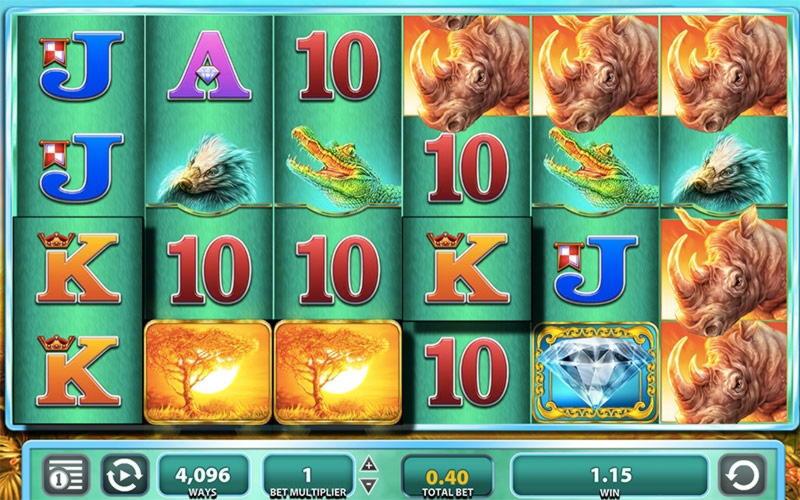 Casino.com上的$ 690移动免费比赛老虎机锦标赛