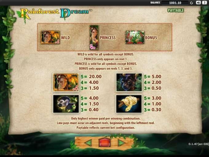 410% Ավանդի խաղարկության բոնուս `Red Stag- ում