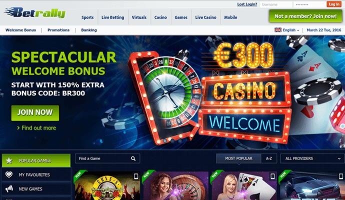 EURO 550 մրցաշարը Sloto'Cash- ում