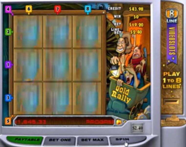 Eur 1135在Party Casino没有存款奖金代码