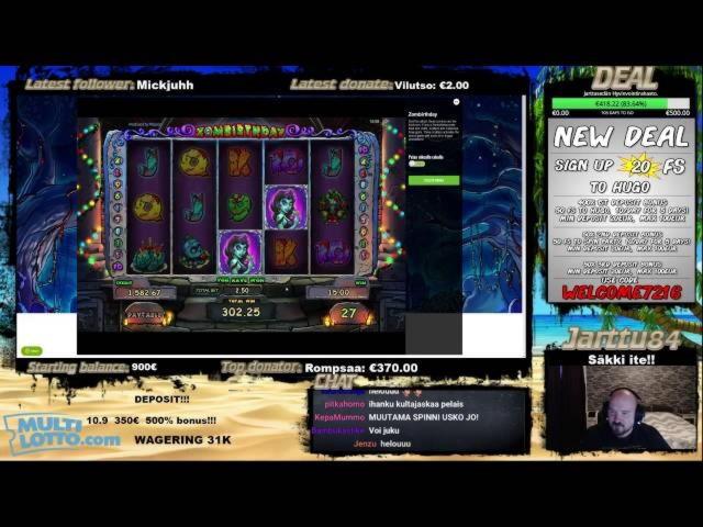 £ 4580- Ի ԴԵՊՈԶԻՏ ԲՈՆՈՒՍ ԿԱՍԻՆՈ `Casino.com- ում