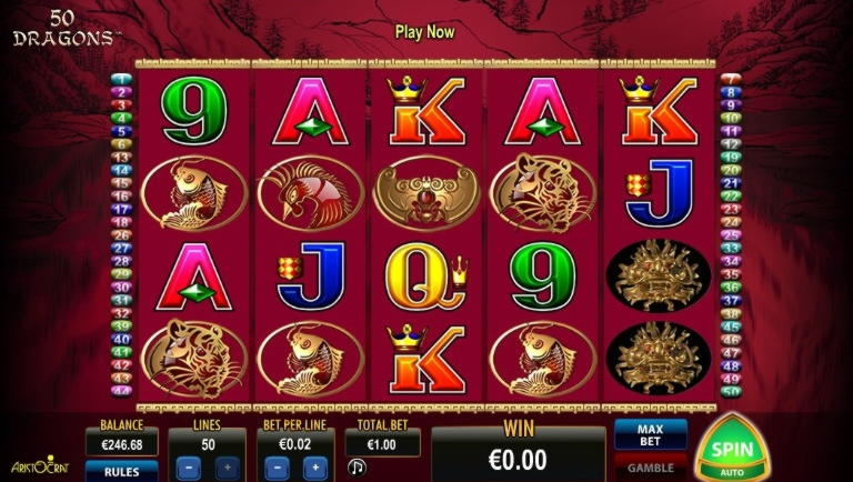 100免费赌场在Gamebookers旋转
