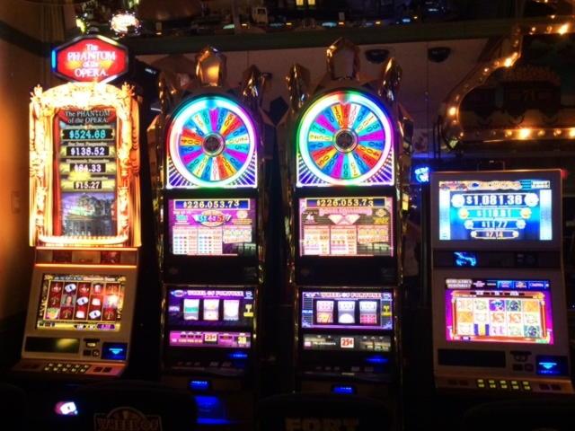 Sloto'Cash的635在线赌场锦标赛