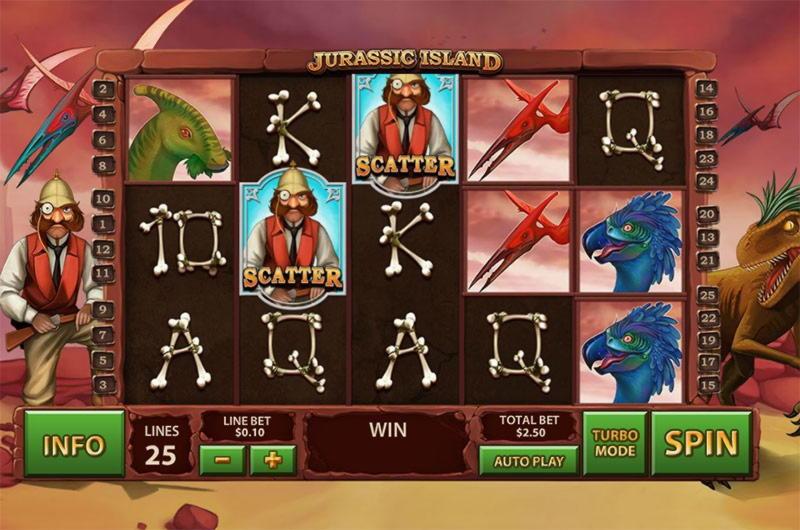 22自由旋转派对赌场