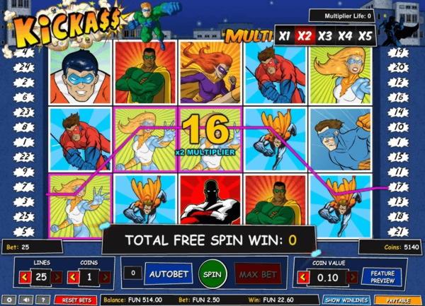 155免费在Casino.com旋转