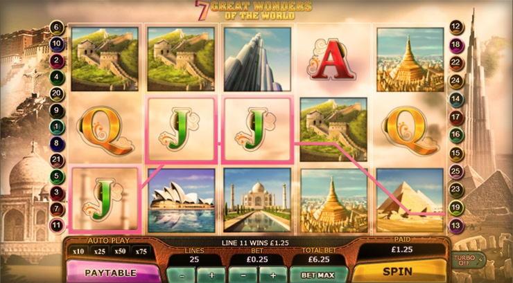 Party Casino的€540赌场筹码