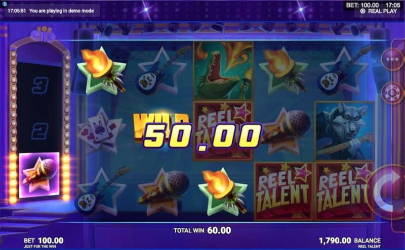 95 free spins at Cyber Club Casino
