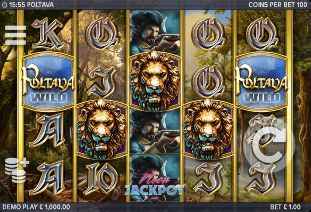 80 FREE Spins a SC Casino