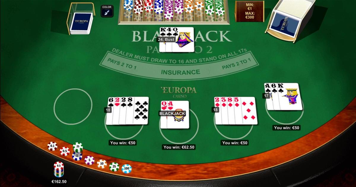 870% Match Bonus Casino at Touch Lucky