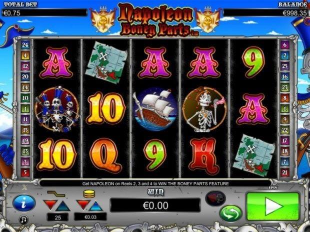 235 Trial Spins v kasíne Rise