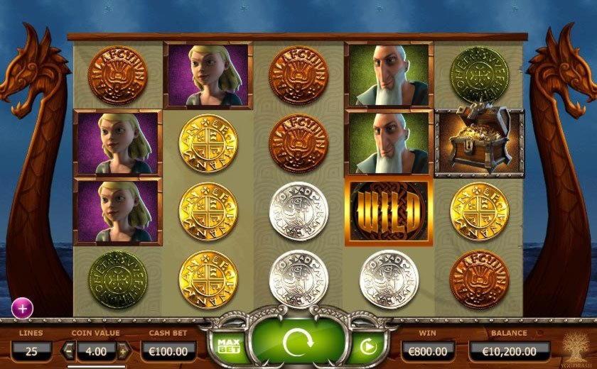 $ 875 Casino turne freeroll në Casino Luck