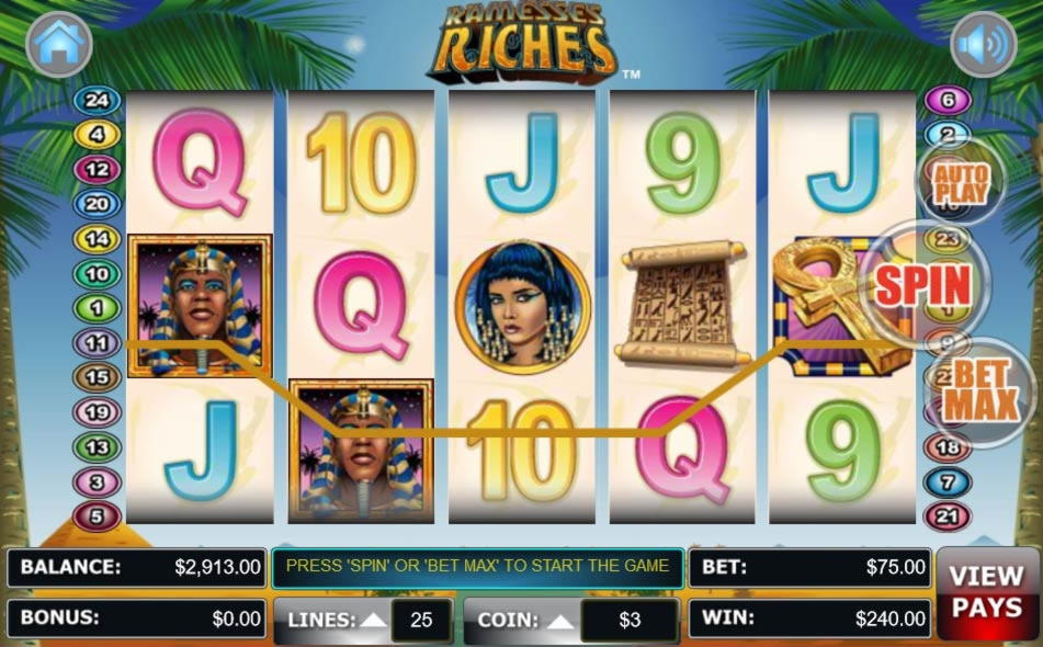 EURO 495 անվճար Chip Casino- ն Win Fest- ում