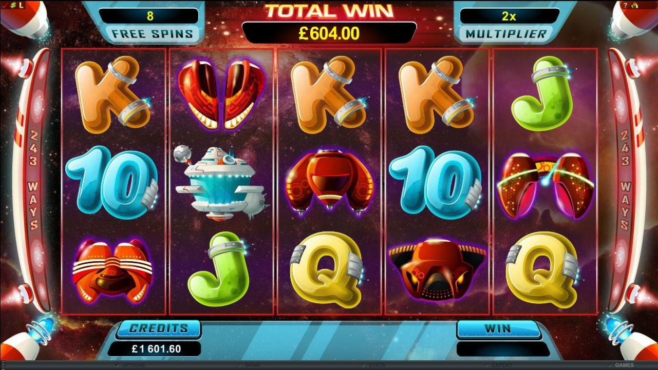 265 Trial Spins sur IVI Casino