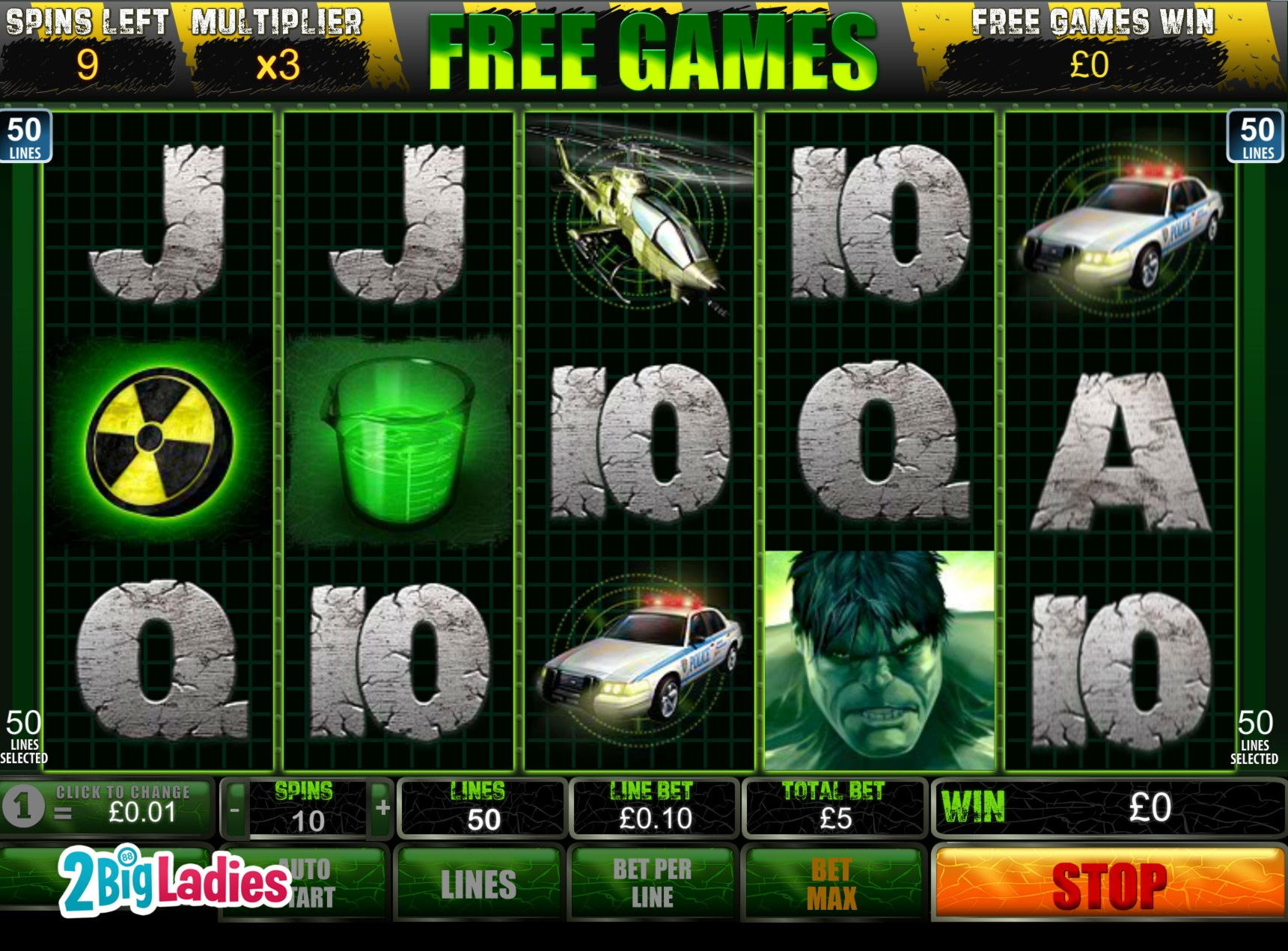 190 Free spins at Sports Interaction