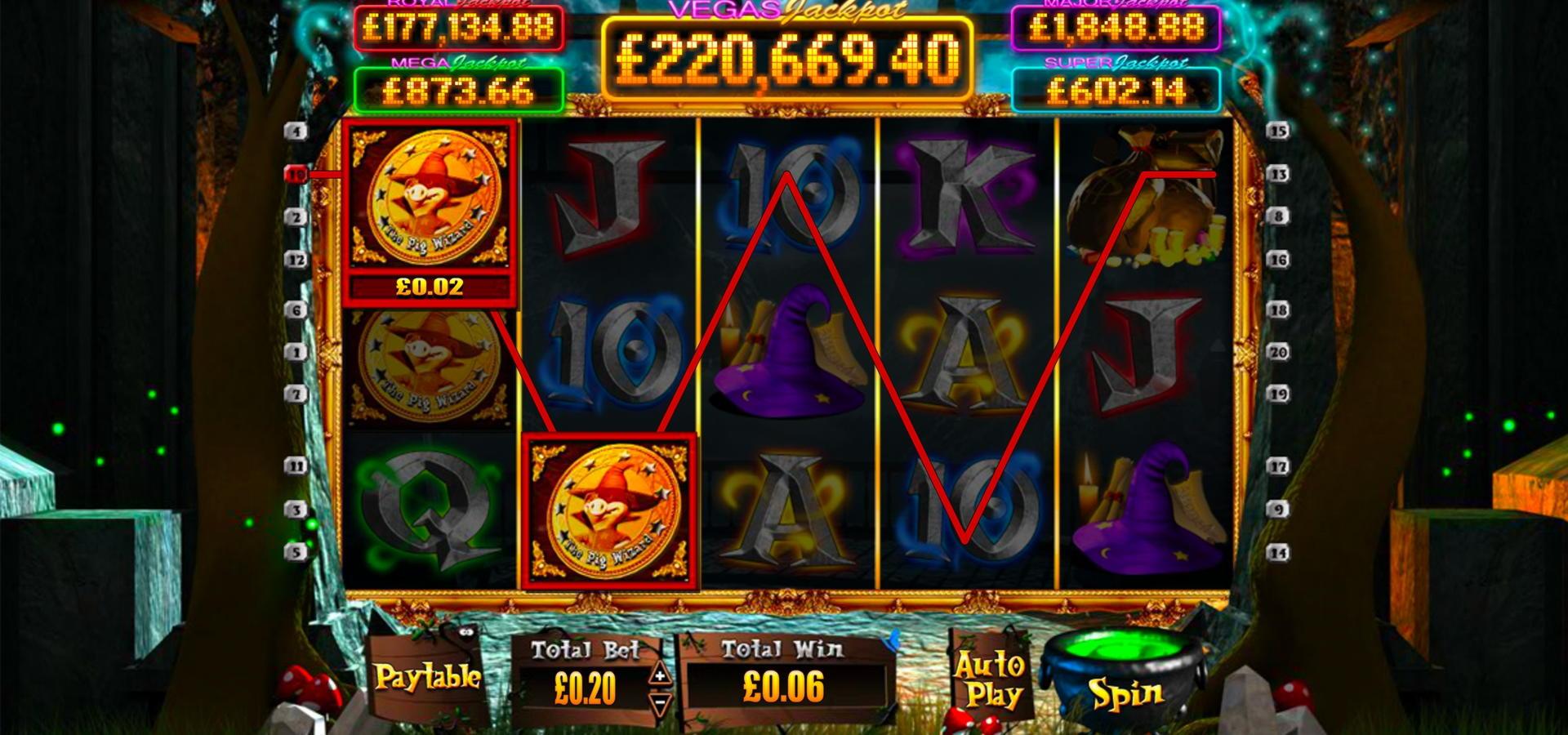 66 Trial Spins v kasíne Rise