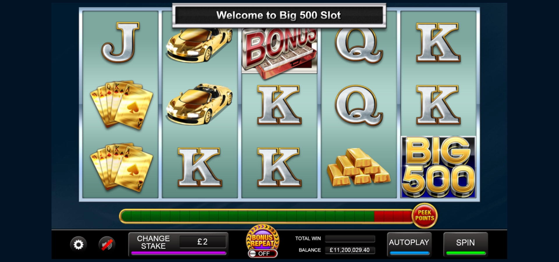 EUR 170 Casino Tournament at Casino Ventura