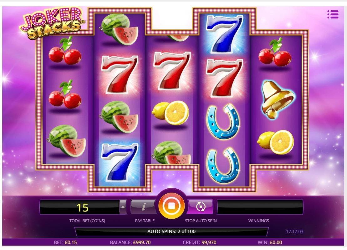 135 Free- ի կազինոը Euro Lotto- ում