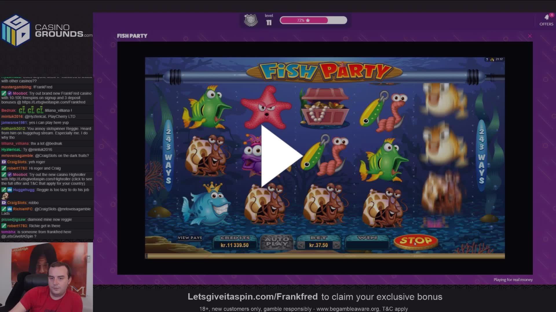 Eur 695 Besplatna kazina ulaznica u Big Spin Casino