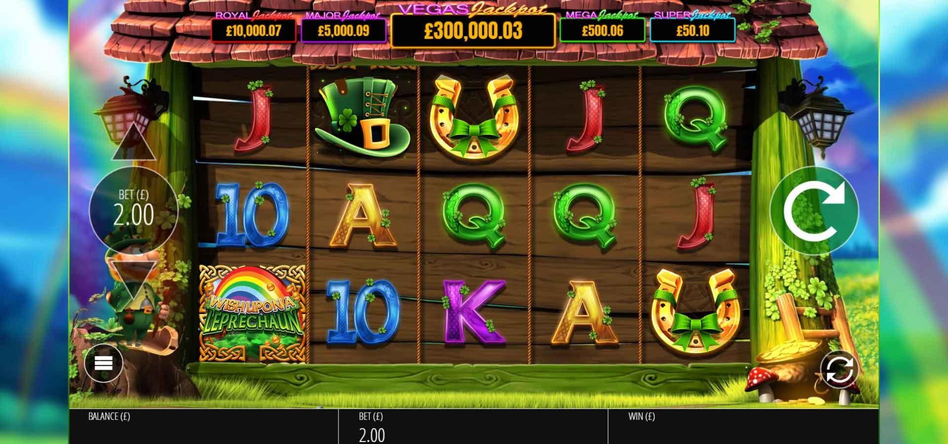 คาสิโนฟรี 200 หมุนที่ Jackpot Luck