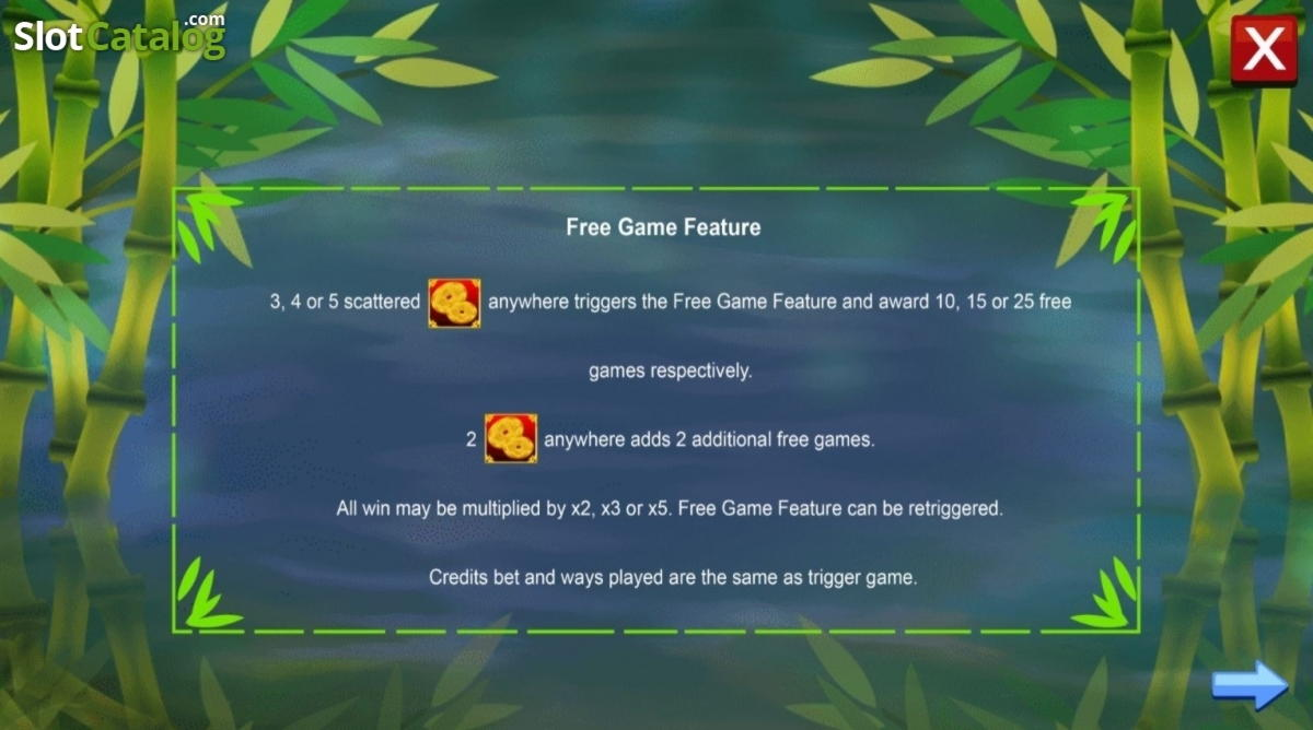 £725 Daily freeroll slot tournament at Cash Cabin
