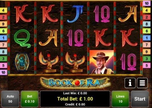 860% Match Bonus au Casino Calvin