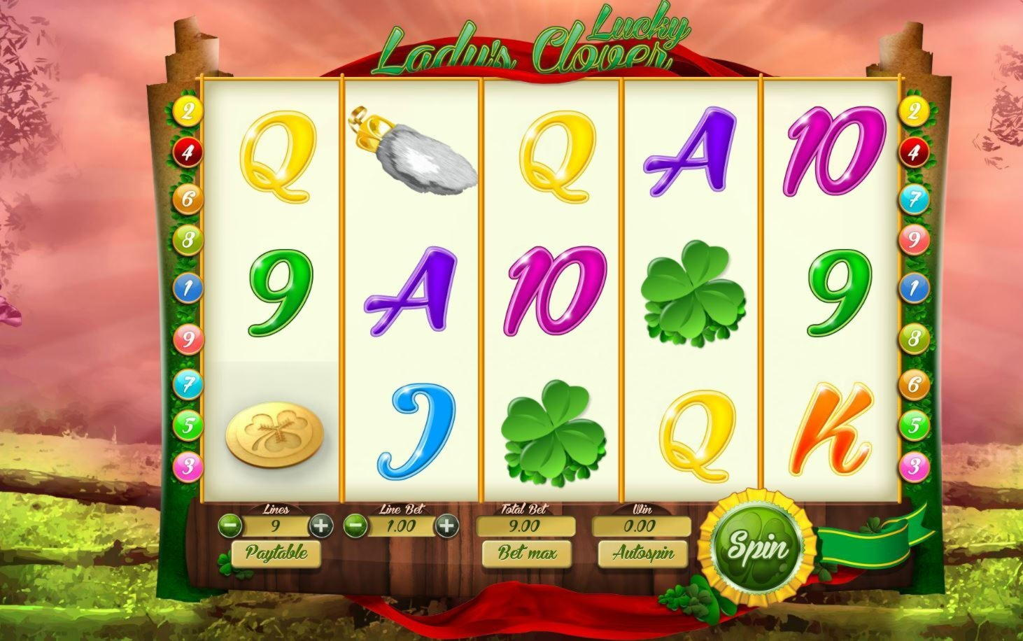 Casino EURO 590 gratuit au Euro Lotto