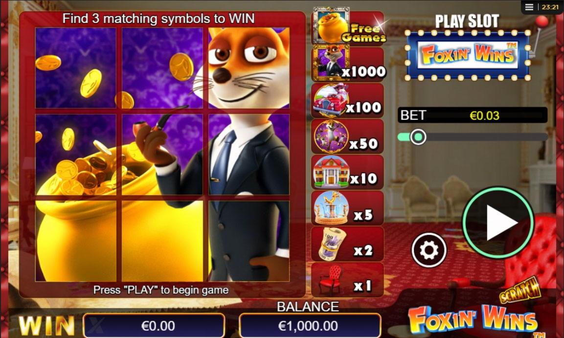 355% Casino Welcome Bonus at Royal Panda
