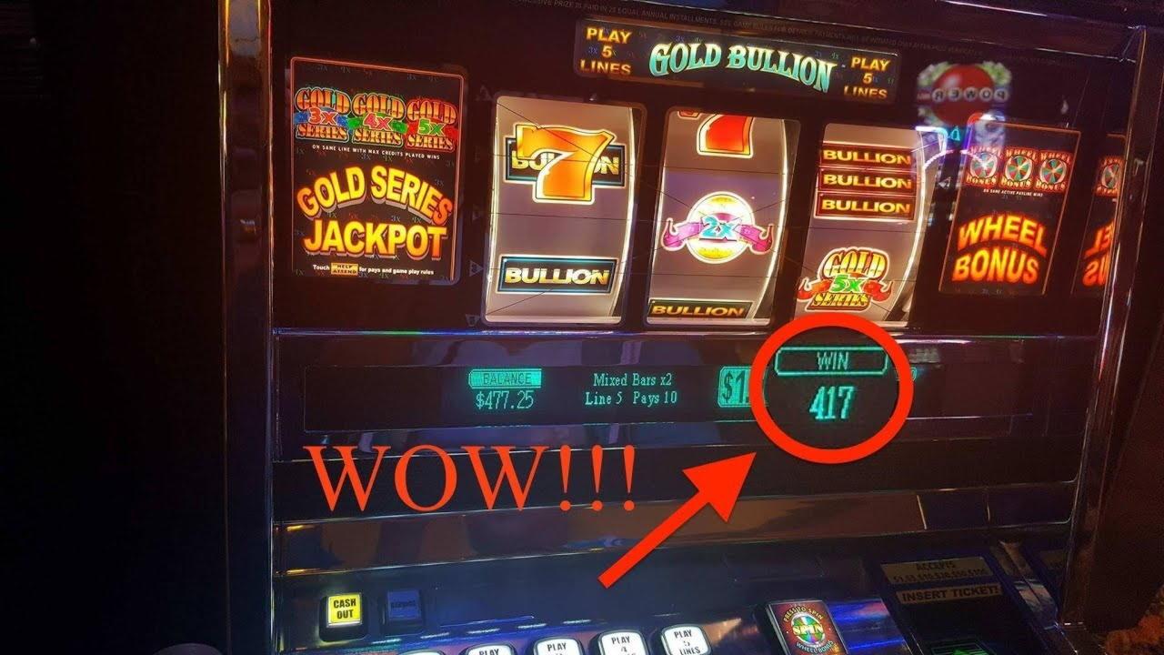 975% Signup Casino Bonus at Slots 555
